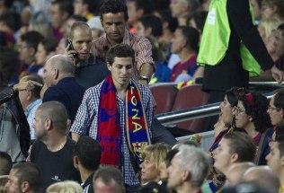 Gilad Shalit en Barcelona